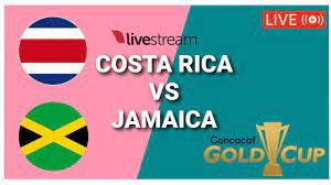 Costa Rica Vs Jamaica 1-0