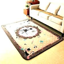 playroom area rugs kids play rug brown cat and carpets for home living best vintage furniture