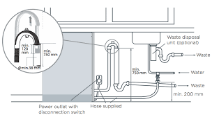 installation instructions fisher paykel product help we do not recommend connecting the drain hose or drain pipe directly to a built in waste disposal unit