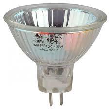 <b>Лампа галогенная ЭРА</b> C0027361, GU4, MR11, 20Вт — купить по ...