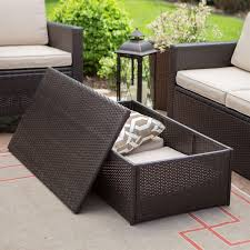 outdoor wicker resin 4 piece patio furniture dinning set with 2 chairs loveseat and coffee