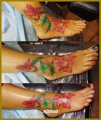 значение татуировки орхидея фото и эскизы тату орхидея Rustattoo