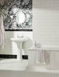 traditional classic bathroom tile ideas houzz floor bathroom hexagonal floor tile white bathroom bathroom