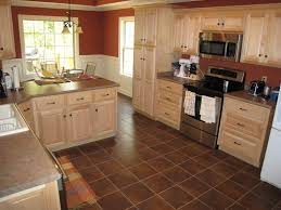 light maple kitchen cabinets. Kitchen. Natural Maple Kitchen Cabinets With Tile Floor Lighting . Light E