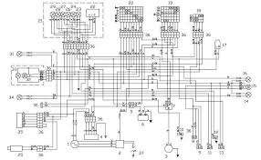 tutorials and info on rs125 page 2 wiring diagram for 123 engined bike