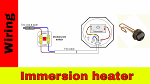 immersion heater wiring diagram central heating thermostat at for heater wiring diagram 1997 gmc jimmy how to wire immersion heater uk youtube at wiring diagram for