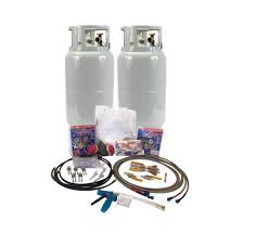 sfs pro do it yourself 17 gallon closed cell spray foam insulation kit 1 700 t
