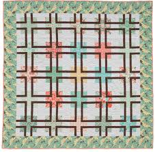 Easy quilts to sew in a weekend - Stitch This! The Martingale Blog & Easy Jelly Roll quilt from Easy Weekend Quilts Adamdwight.com