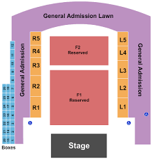 Idaho Center Concert Seating Chart Outdoor Amphitheater At Ford Idaho Center Seating Chart Nampa