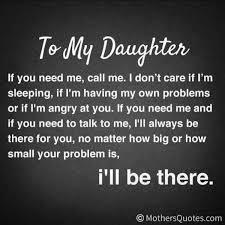 I Love My Daughter Quotes Impressive 48 Mother Daughter Quotes Best Mom And Daughter Images