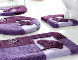 bath rugs with purple color ideas for s m l f multi colored best rug
