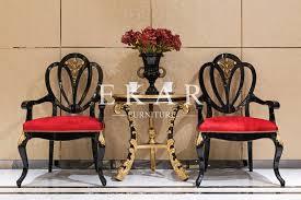 italian wood furniture. Home Furniture Lobby Lounge Lightweight Wood Types Classic Italian Chairs\u0026Reclin