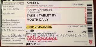Prescription Label Template Image Result For Prescription Bottle Label Template Medicks