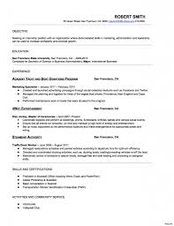 Entry Level Resume Template Traditional Electrical Engineering