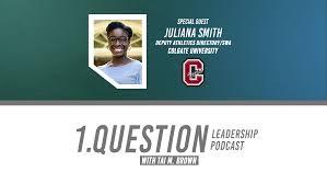 Juliana Smith   Deputy Director of Athletics/SWA   Colgate
