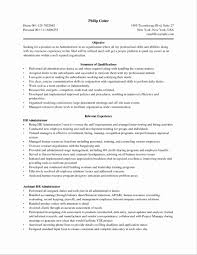 Executive Admin Resume C Level Executive Assistant Resume Sample Best Of Executive 19