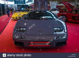 STUTTGART, GERMANY - MARCH 02, 2017: Sports car Lamborghini Diablo ...