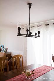 diy pipe lighting. Diy Steel Pipe Chandelier Diy Pipe Lighting A