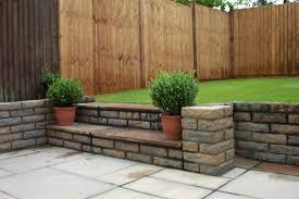 Wonderful Decorative Garden Wall Bricks Garden Walling Uk Alices Garden