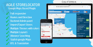 google locator maps store locator google maps for wordpress by agilelogix codecanyon