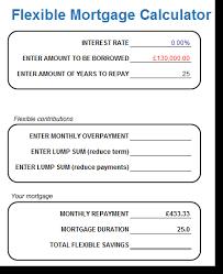 Home Loan Calculator Xls Home Loan Interest Home Loan Interest Rate Calculator Xls