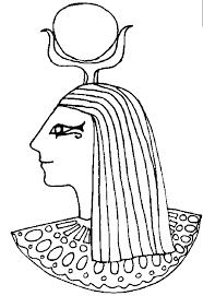 Egypte Kleurplaat Animaatjesnl