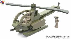 wood toy plans vietnam war helicopter you