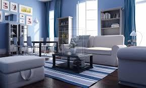 Red And Blue Living Room Decor Paredes Azul Turquesa Con Azul Marino Paredes Salas Google