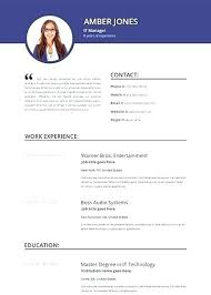 Free Resume Online Impressive Create Resume Online Template New Templates 48 Line Builder Of Templa