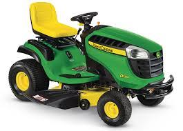 9 john deere lawn mowers operator s