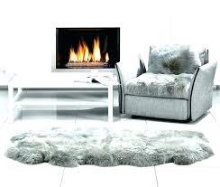 gray sheepskin rug gray sheepskin rug gray sheepskin rug 2 vole gray sheepskin rug grey sheepskin