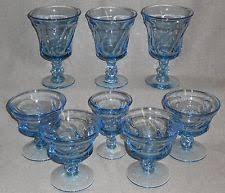Fostoria Glass Patterns Best Wine Glass Fostoria Jamestown Elegant Glassware For Sale EBay
