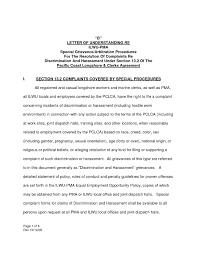 example letter of resignation example letter of resignation due to hostile work environment save