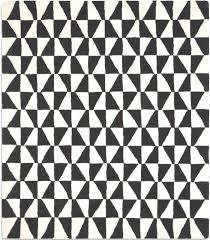 geometric black white geo01