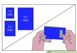 how to build an external hard drive pictures wikihow image titled build an external hard drive step 1