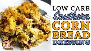 low carb cornbread dressing southern keto en dressing lowcarb thanksgiving stuffing