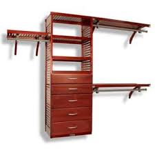 Wood Closet Organizers Systems For Less Overstock