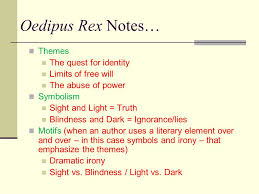 oedipus rex blindness vs sight essay the theme of sight vs  oedipus rex blindness vs sight essay
