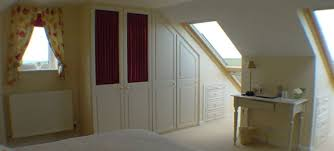 loft conversion furniture. fitted bedroom furniture in a loft conversion near pangbourne berkshire r