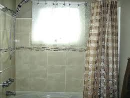 window curtain for shower window inside shower curtain for window in shower window curtain bathroom window