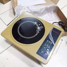 Bếp hồng ngoại sharp SH-20 cao cấp Công suất 2200w Tiết kiệm điện năng Bếp  cảm ứng hồng ngoại dễ sử dụng dễ dàng vệ sinh mặt kính siêu bền Bảo hành