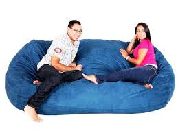 image of bean bag beds for people