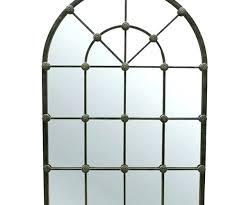 window shaped wall mirrors