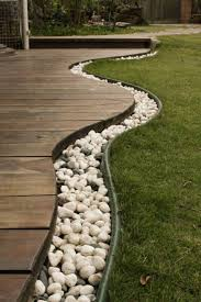 Small Picture Exellent Garden Ideas With Stones S To Decorating