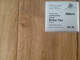 Kaufen sie diesen parkettboden zum angebotspreis bei holzland leyendecker in trier. Kahrs Parkett Eiche Tan Paketpreis In Niedersachsen Sottrum Heimwerken Heimwerkerbedarf Gebraucht Kaufen Ebay Kleinanzeigen