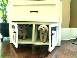 end table dog kennel furniture dog crate end table dog kennel end table wooden dog crate