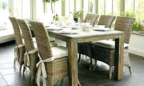 dining chairs gray rattan dining chairs gray wicker dining chairs cool grey wicker dining chair