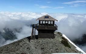 Mount Rainier Fire Lookouts Visit Rainier