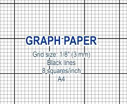 1 Inch Square Graph Paper Excel Graph Paper Template For Word Design