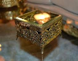 glass and brass box antique glass brass gilded gold jewelry box antique brass glass display box